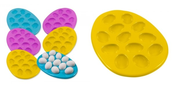 6 Deviled Egg Serving Trays $6.95 @ Amazon