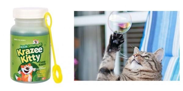 Krazee Kitty Catnip Bubbles $6 + Free Shipping @ eBay