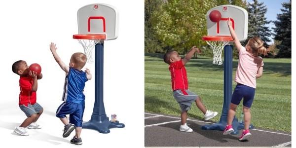 "Step2 Shootin' Hoops 42"" Basketball Set $20 @ Walmart"