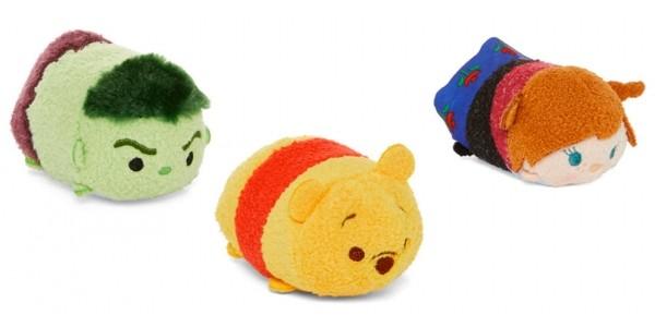 Disney Mini Tsum Tsums 99¢ (Reg. $6) @ JCPenney