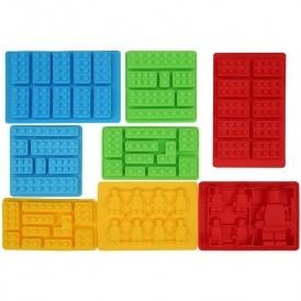 8-pc LEGO Mold Just $14.99 @ Amazon