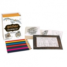 Harry Potter Coloring Kits $6 @ Walmart