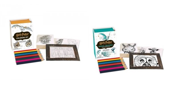 Harry Potter Coloring Kits From $6 @ Walmart