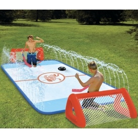 Water Knee Hockey Rink Only $40 @ Amazon