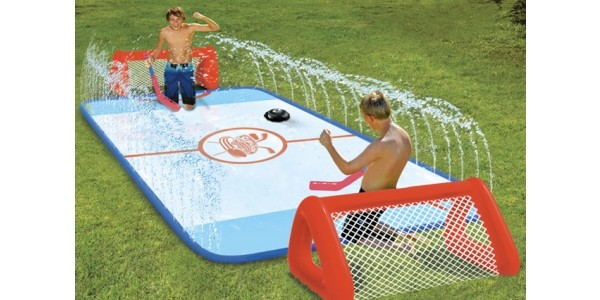 Wham-O Water Knee Hockey Rink Only $40 @ Amazon