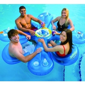Ahh-Qua Bar Pool Float Only $39