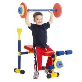 Fun And Fitness Weight Bench $75 @ Sears
