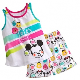 Disney Sleepwear $10 @ Disney Store