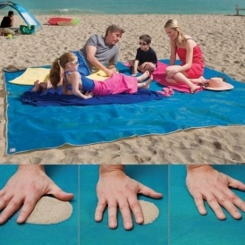 Sand Free Beach Mats From $55 @ Amazon