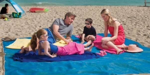 Sand Free Beach Mats From Just $55 @ Amazon