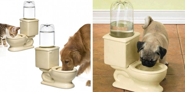 Refilling Toilet Water Bowls $29.99 (was $53.71) @ Overstock