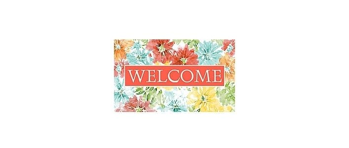 Essential Home Welcome Mat $3.50 @ Kmart
