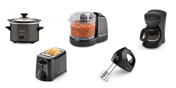 Toastmaster Small Kitchen Appliances $2.44 @ Kohl's