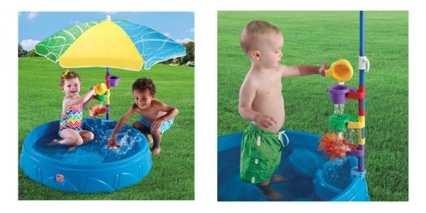 Step2 Play And Shade Pool $38 + Free Shipping @ Amazon