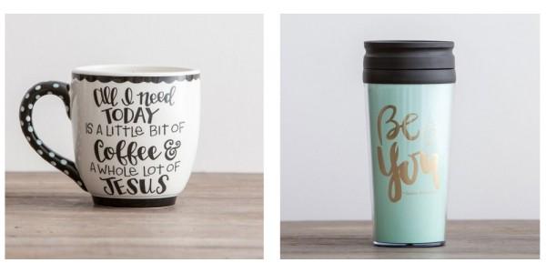 Buy One Get One Inspirational Mugs @ Dayspring