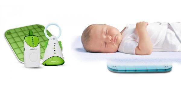 Angelcare Movement & Sound Baby Monitor Set $19.95 (Reg. $75) @ Hollar