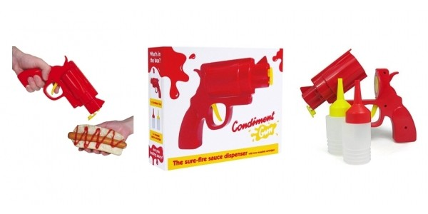 Condiment Gun Dispenser $12 @ Jet