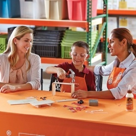 Free Ice Age Kids Build @ Home Depot