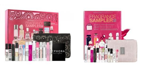 Free 8 Piece Fragrance Sampler & Lip Mini w/ Purchase @ Sephora