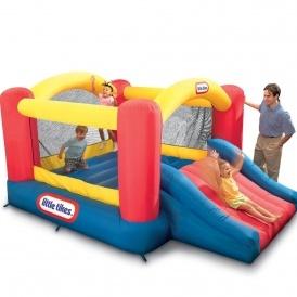 Little Tikes Jump 'n Slide Bouncer $160!