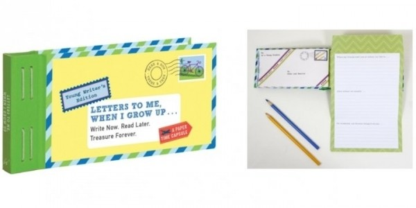 Letters to Me, When I Grow Up: Write Now. Read Later. Treasure Forever $6.45 @ Barnes & Noble