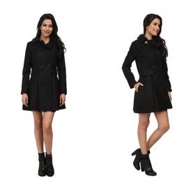 Brigitte Bailey Coat Just $31 @ 6PM