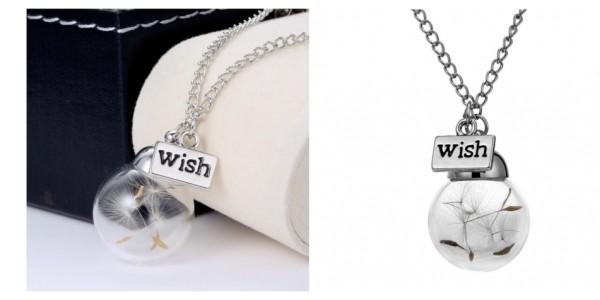 Make A Wish Dandelion Necklace Under $5 @ eBay
