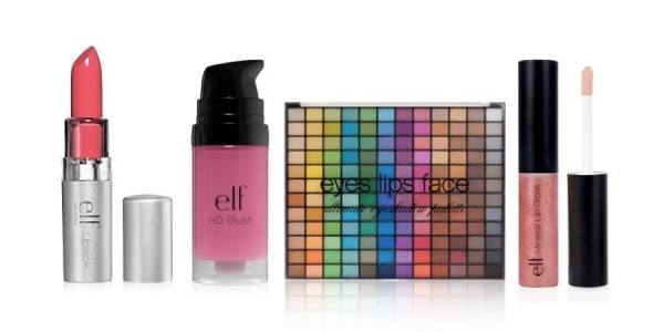 Today Only $1 Cosmetics + Free Shipping @ ELF