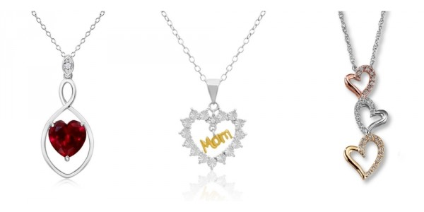 4 Free Gifts With Purchase Of Mother's Day Necklace $30 @ SuperJeweler