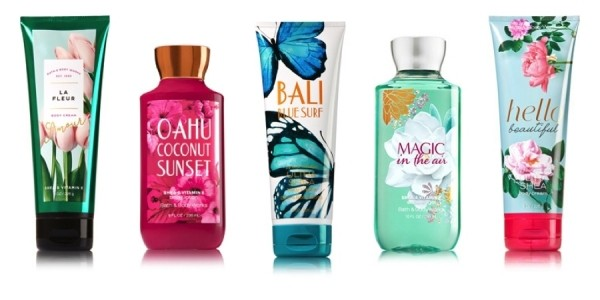Buy 3, Get 3 Free On ALL Body Care Items + Promo Code Offers @ Bath & Body Works