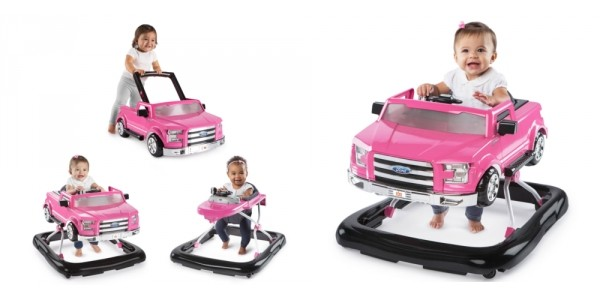 Ford F-150 3 Ways To Play Baby Walker $58 @ Walmart