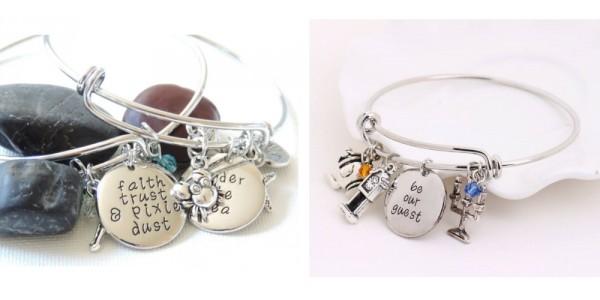 Adjustable Fairy Tale Charm Bracelets $5 @ Jane