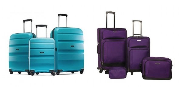 Luggage Sale + Stacking Offers = 4-Piece Set Just $59 & More @ Kohl's