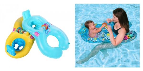 Mommy And Me Pool Float $11 Shipped @ eBay