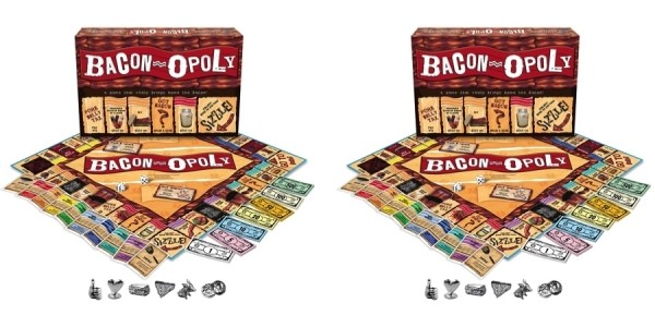 Bacon-Opoly Game Under $20 @ Amazon