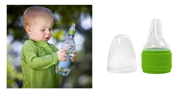 Sippy Cup Water Bottle Adapter $5 @ eBay