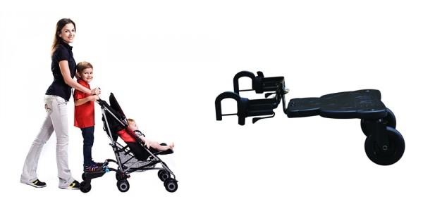 Stroller Easy Rider Passenger Board $50 @ Amazon