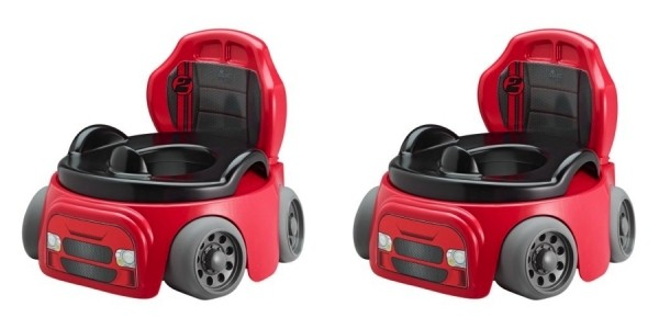 The First Years Training Wheels Racer Potty System $16 @ Walmart