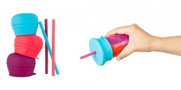 3 Pack Boon Spill Proof Straw Cup Converters $8 @ Amazon