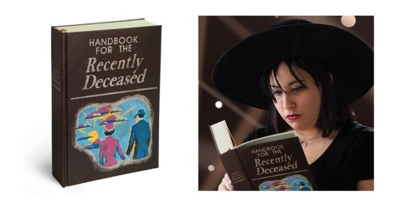 Beetlejuice Handbook for the Recently Deceased Journal $15 @ ThinkGeek