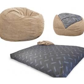 Full Bed Bean Bag Chair $190 @ Sam's Club