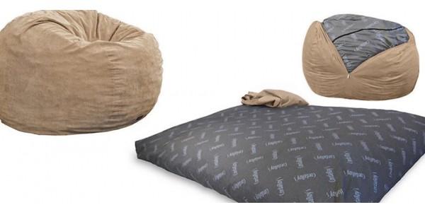 CordaRoy's Full Size Bed Bean Bag Chair $190 (Reg. $260) @ Sam's Club