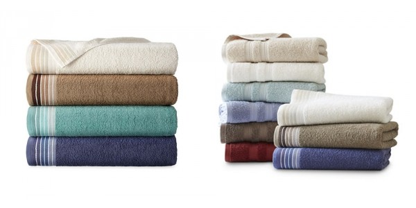 Home Expressions Super Soft Bath Towels Just $2.25 (w/ Code) @ JC Penney