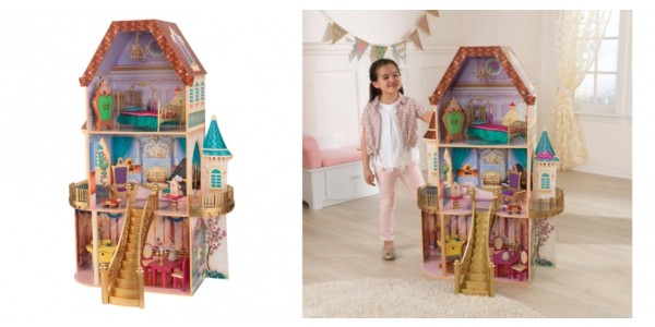 Beauty And The Beast Enchanted Dollhouse $73 @ Target