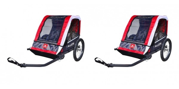 Allen Sports Deluxe 2-Child Steel Bicycle Trailer $66 Shipped @ Amazon