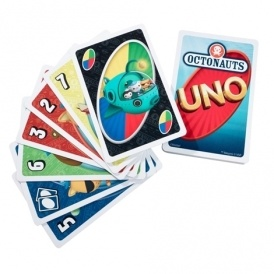 My First UNO Octonauts Card Game $6