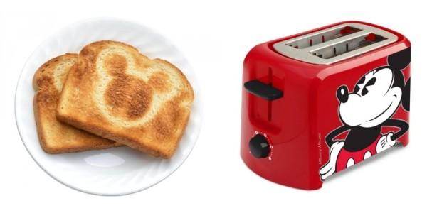 Mickey Mouse 2 Slice Toaster $16.49 @ Amazon