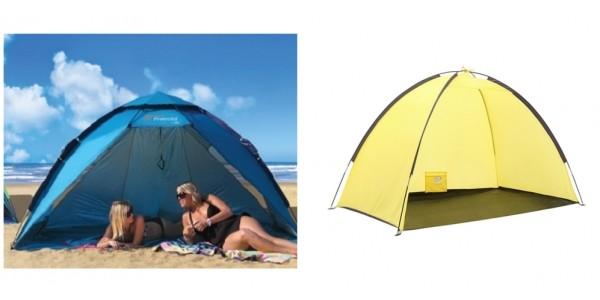 Lightweight Beach Shade Tent $20 @ Amazon