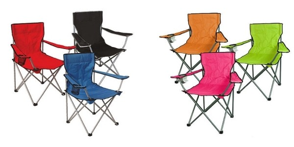 Northwest Territory Lightweight Sports Chairs $5 @ Kmart