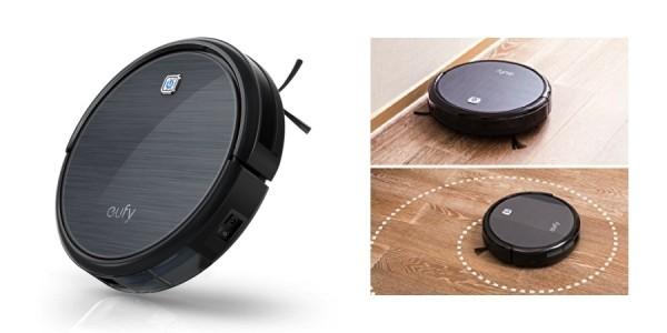 Today Only: Eufy RoboVac 11 Self-Charging Robotic Vacuum Cleaner $150 (reg. $500) @ Amazon